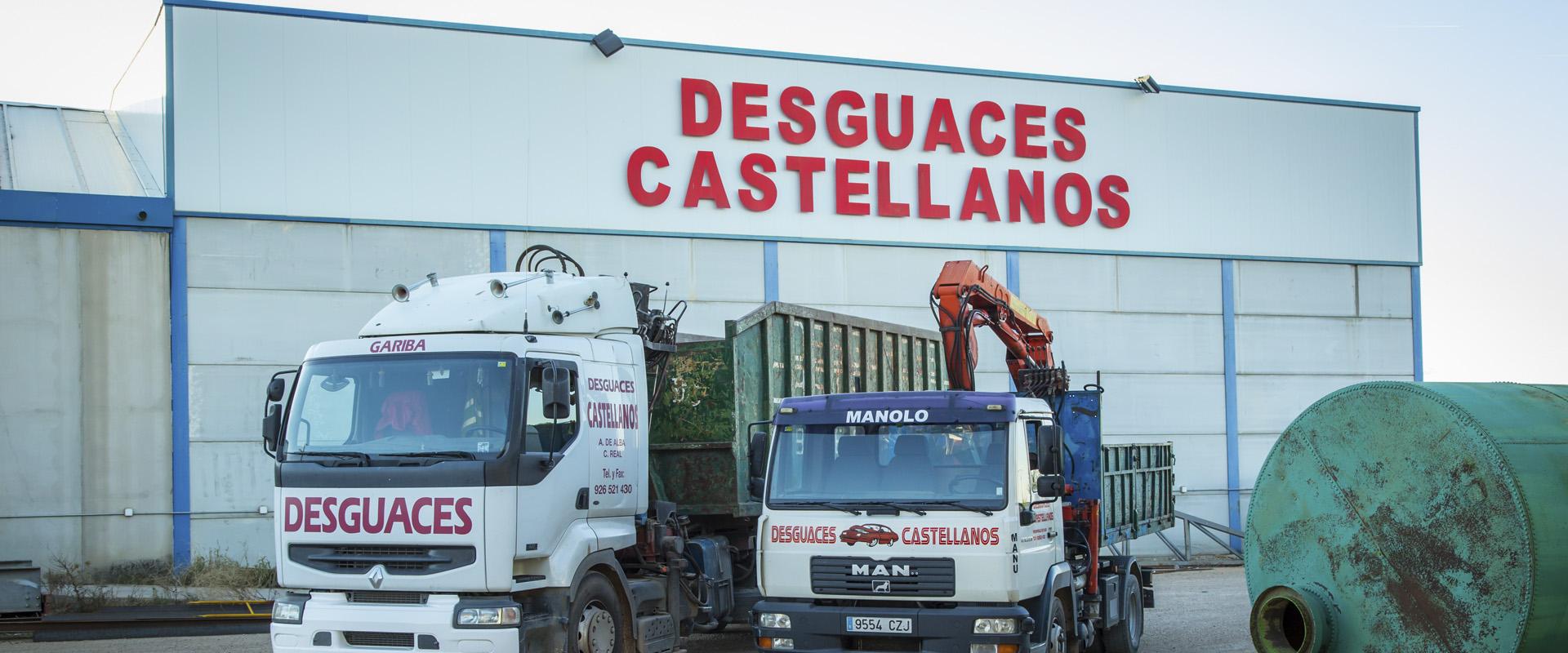 Desguaces Castellanos