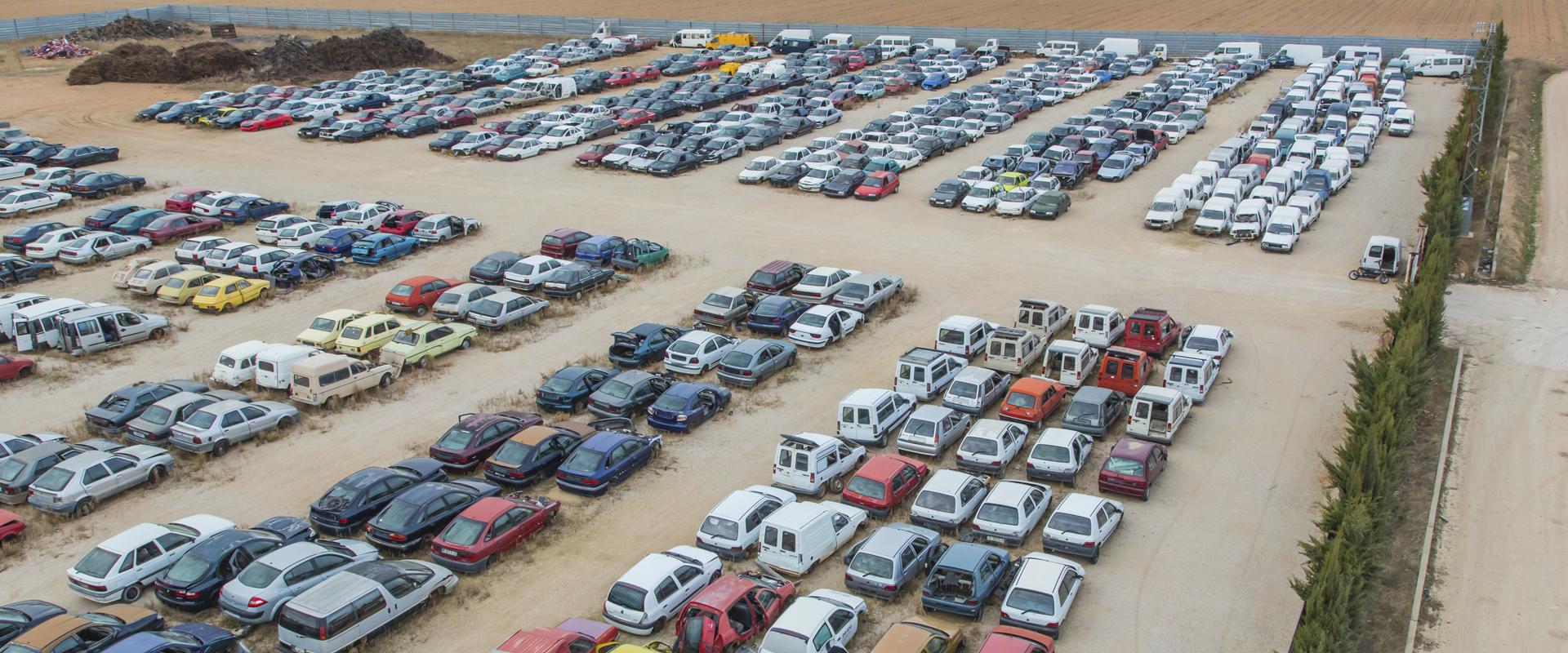 Venta de Piezas de Vehiculos Usados