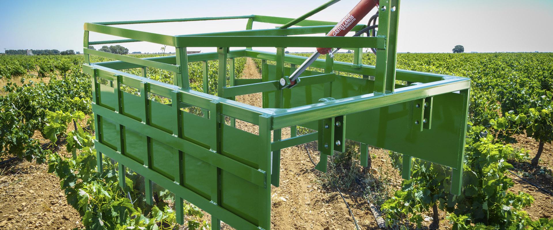 Venta de Aperos Agricolas, nuevos y usados